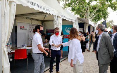 Balanç positiu de la participació del Centre de la Mar en la fira Palma International Boat Show