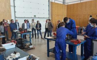 El Centre de la Mar del SOIB ofereix formació per a l'ocupació per a més de 200 alumnes